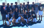 Menlo capped a perfect season that included a 29-9 record, CCS, National Invitational and WBAL titles, with a convincing w...