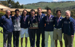 Menlo boys' golf advances to NorCals as a team for first time in 16 seasons.