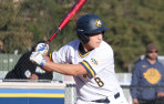 Menlo junior Max Chou posted two doubles and drove in two against SHP