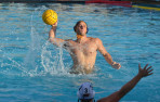 Menlo senior Sam Untrecht poured in eight goals, three assists in an 18-7 win over M-A