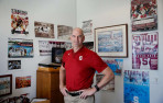 Senior associate athletic director Earl Koberlein, who has been part of Stanford's athletic department since 1993, i...