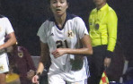 Menlo senior Emily Tse and the Knights defeated South San Francisco on Saturday.