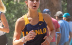 Menlo junior Charlotte Tomkinson placed 10th in the season opening Lowell Invitational