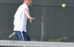 Menlo defeated PInewood in a twinbill at home Monday.