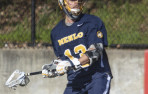 Menlo junior Finn Leschly scored four times and assisted on another goal against St. Francis