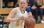 Menlo sophomore Coco Layton posted 13 points in the Knights' opening-day win