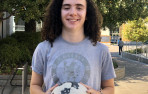 Menlo senior Sophie Jones was selected to represent Team USA in the FIFA U17 World Cup in Uruguay