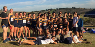 2016 cross country at Crystal Springs