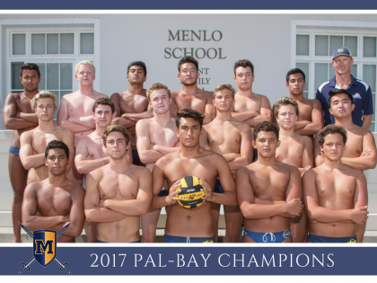 2017 Peninsula Athletic League-Bay champs