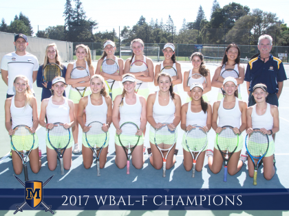 2017 West Bay Athletic League-Foothill champions