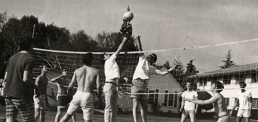 1969 Volleyball